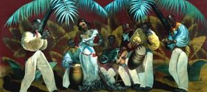 Art Gallery Pueblo Las Dunas Cayo Santa Maria