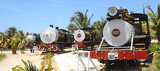 Caibarien Railway Museum