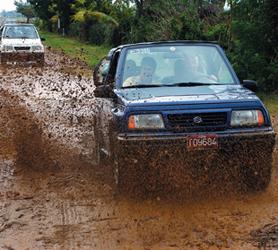 Cayo Santa Maria Jeep Safari