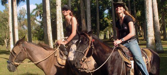 Horseback riding Cayo Santa Maria