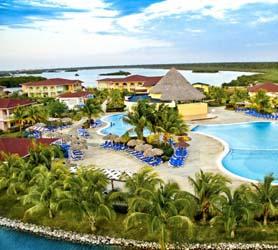 Hotel Memories Paraiso Cayo Santa Maria Cuba